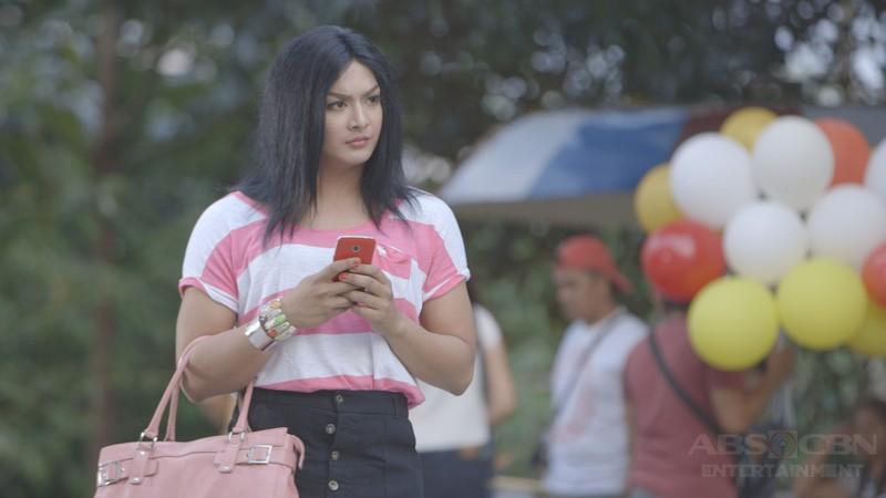PHOTOS: Alora Sasam at Neil Coleta, tampok sa isang kakaibang kwento ng pag-ibig sa MMK
