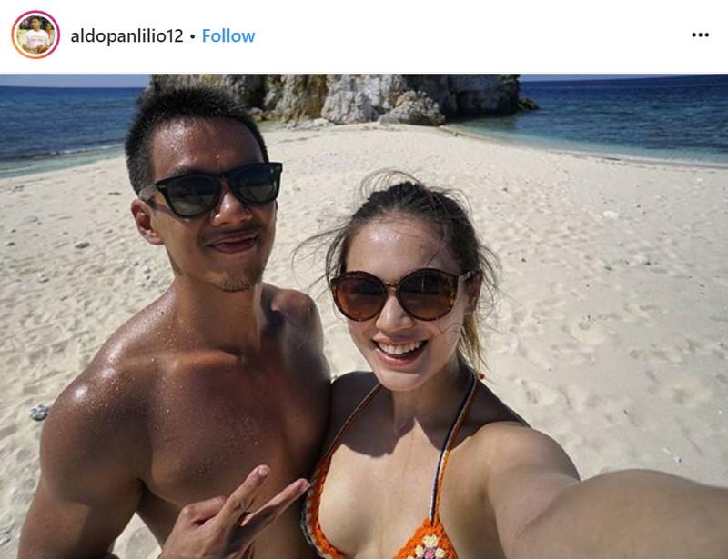 PHOTOS: Meet the supportive boyfriend of Bb. Pilipinas Globe 2018 Michele Gumabao
