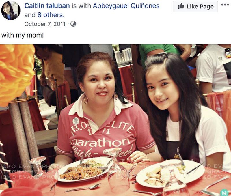 """PHOTOS: Kilalanin ang MMK """"Laptop"""" letter sender na si Caitlin"""