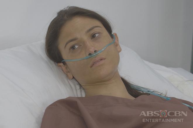 PHOTOS: Bianca King sa kanyang unang pagganap sa MMK