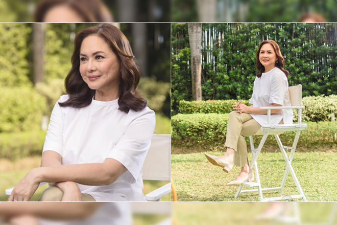 LOOK! The official photos of Ms. Charo Santos for MMK 2019