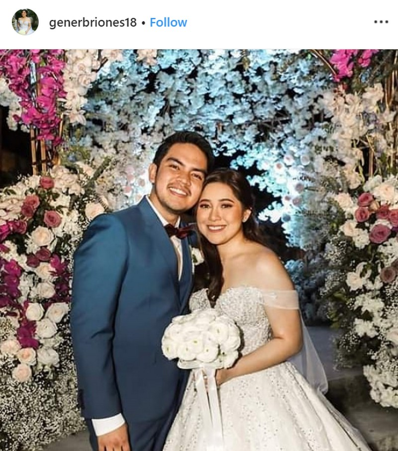 "'My answered prayer': Check out the beautiful wedding of MMK ""White Ribbon"" letter senders Moira and Jason"