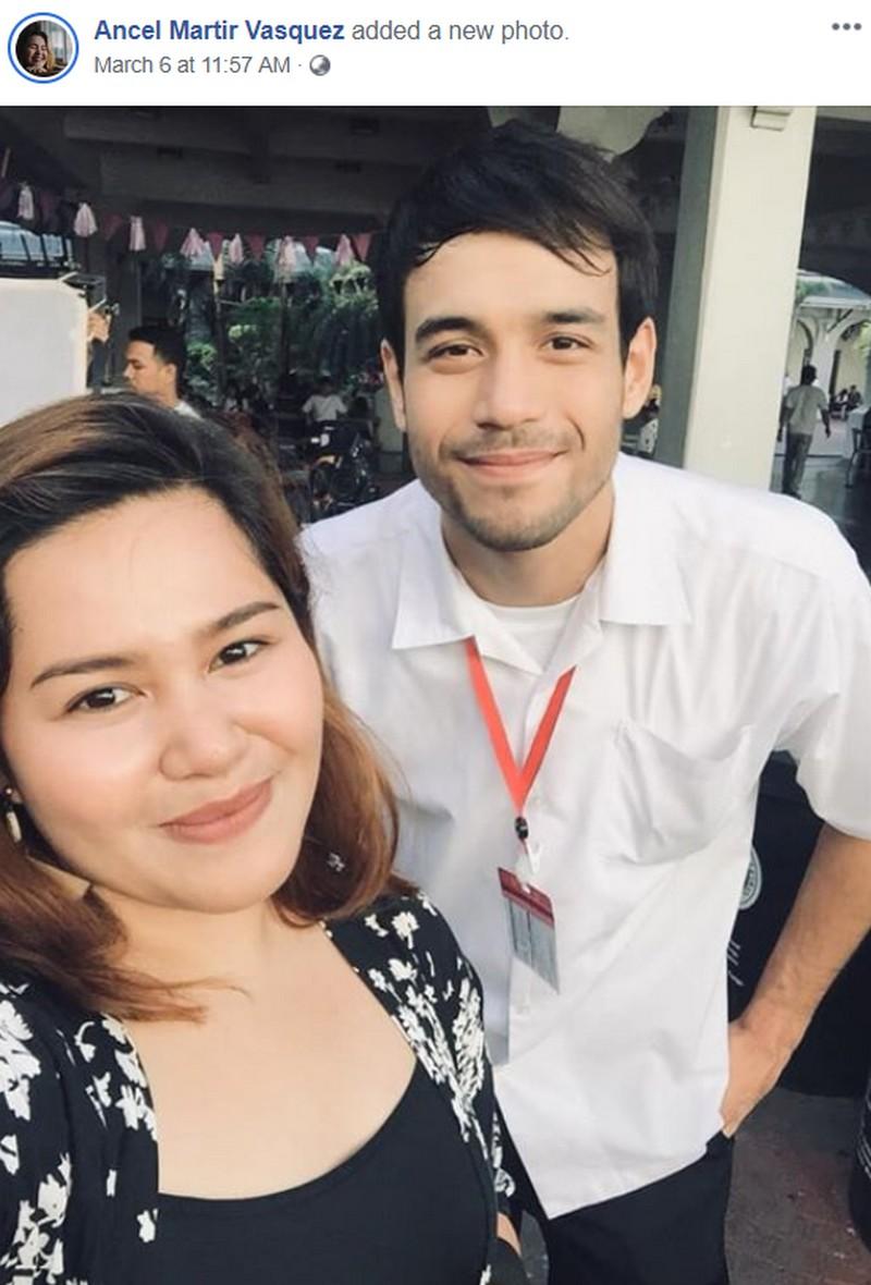 """PHOTOS: Kilalanin ang MMK """"Painting"""" letter sender na si Ancel kasama ang kanyang pinakamamahal na si Mark"""