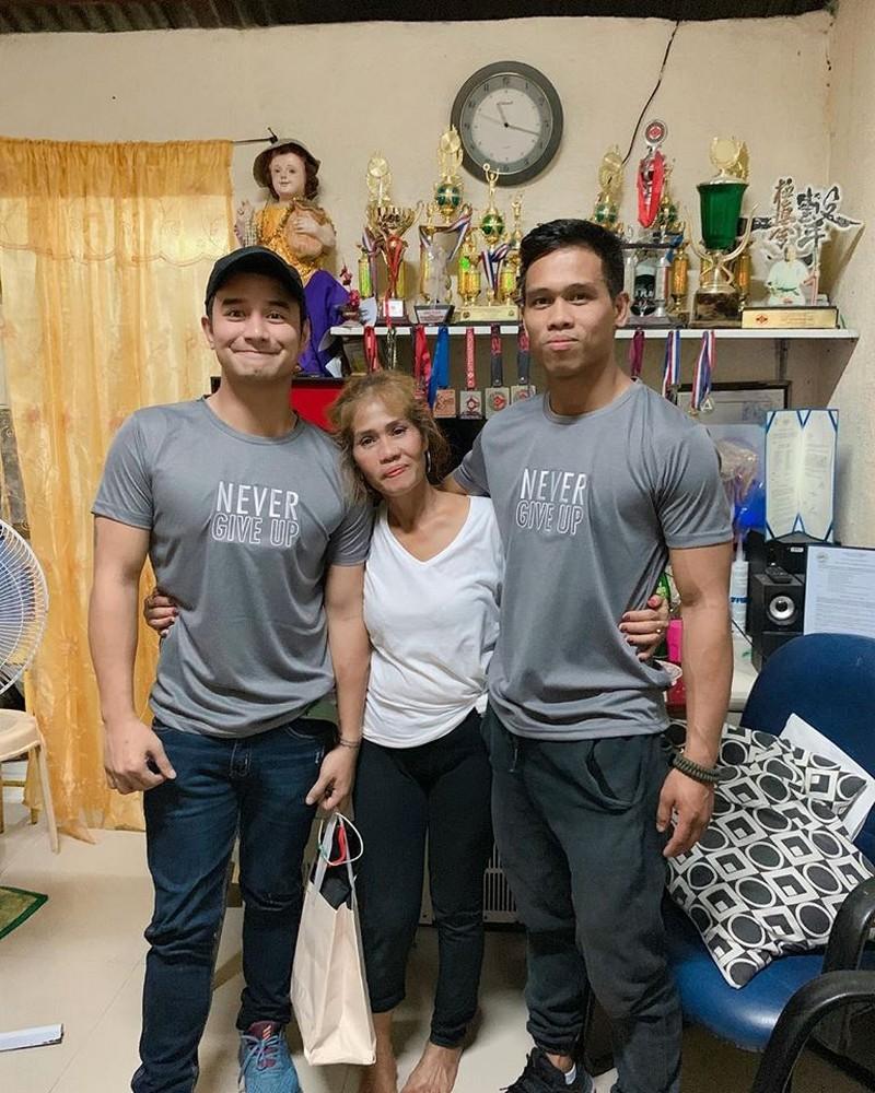 """PHOTOS: Kilalanin ang MMK Black Belt letter sender na si Ramon """"The Bicolano"""" Gonzales"""