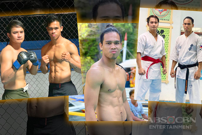 PHOTOS: Kilalanin ang MMK Black Belt letter sender na si Ramon