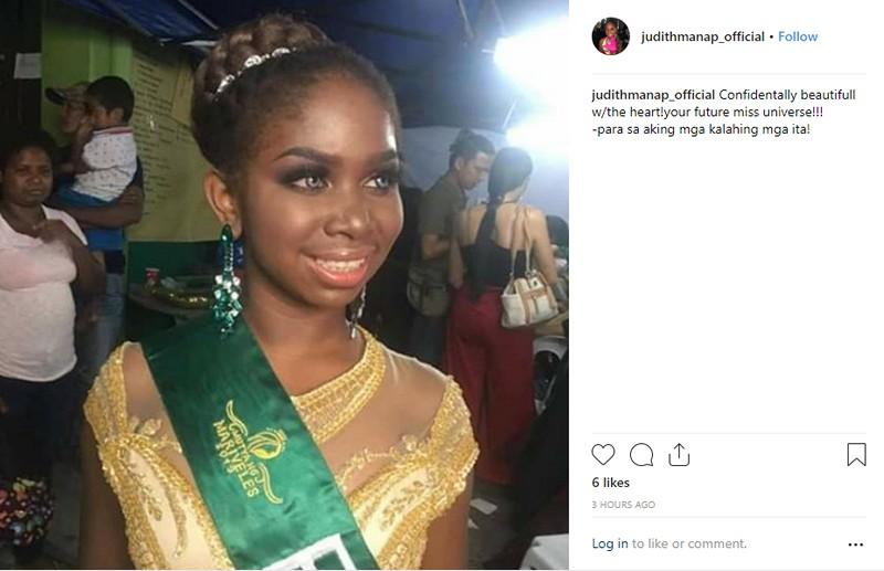 TINGNAN: Mga larawan ng MMK letter sender at Aeta beauty queen na si Judith Manap
