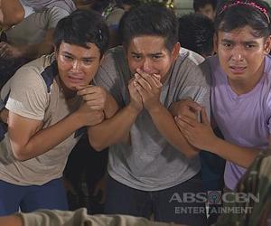 PHOTOS: John, Nathan at Neil, gaganap na gay hostages sa MMK