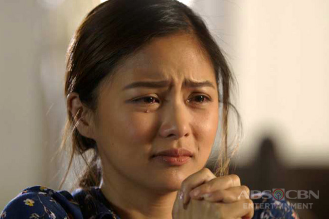 Kim Chiu gets possessed in MMK