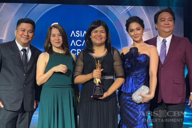 """MMK"" wins in first Asian Academy Creative Awards"