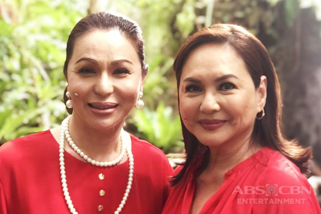WATCH: Ms. Charo Santos meets her It's Showtime Miss Q & A impersonator
