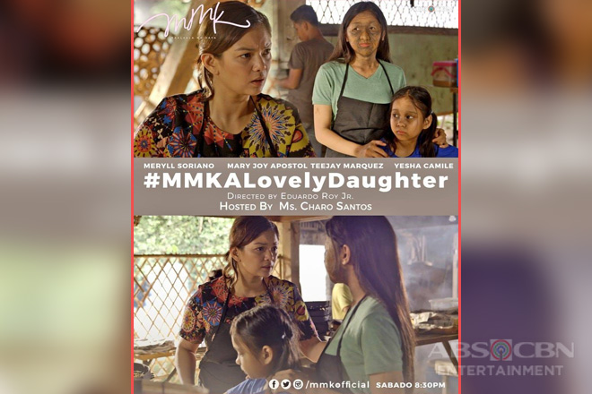 Mary Joy and Meryll play cursed mother and daughter on MMK