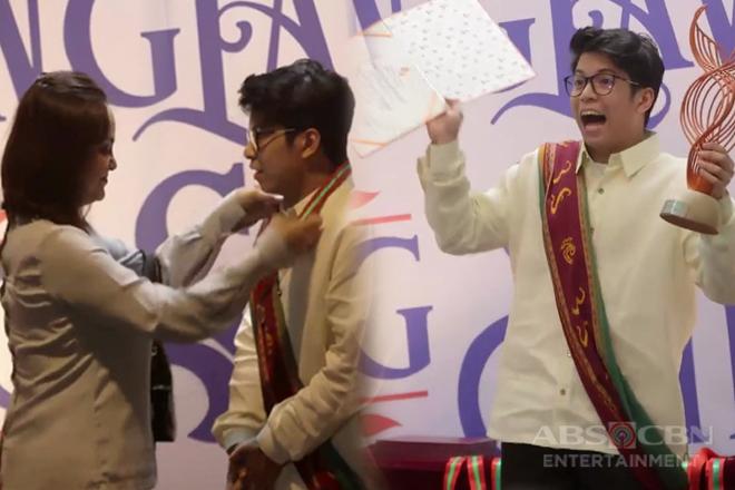 MMK Drawing: CJ, kinayang makapagtapos sa regular school sa kabila ng kanyang kapansanan