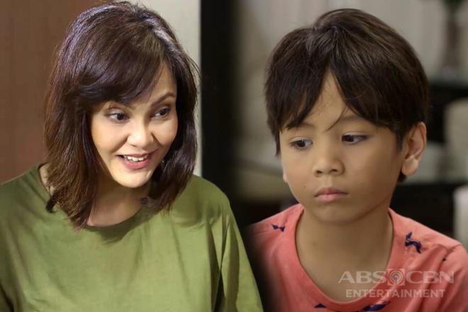 MMK Drawing: Jane, nangakong gagabayan ang anak na may kapansanan sa pandinig