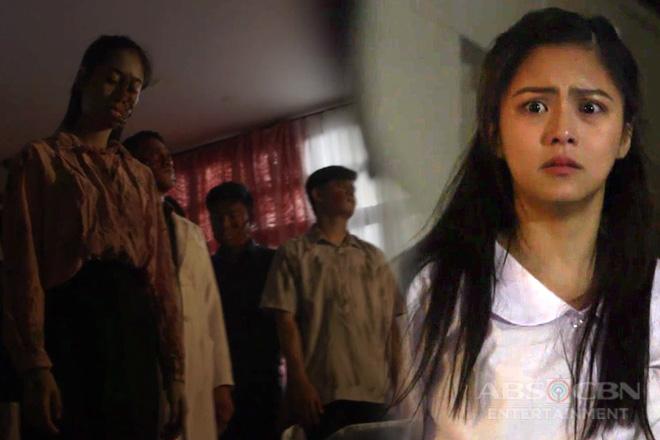 MMK Mata: Sarah, nagsimulang makakita ng mga multo sa murang edad  Image Thumbnail