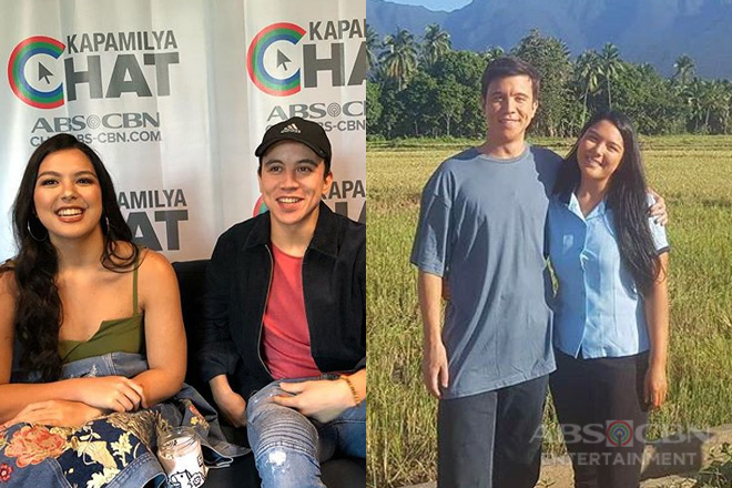 What Arjo and Ria learned from portraying Sibuyan siblings Rosedel and Armin on MMK