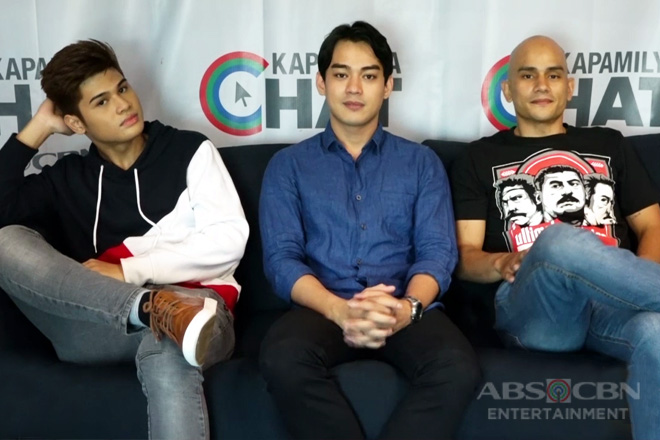 Vance, Christian and Kiko talk about their roles in #MMKDiplomaSaSelda