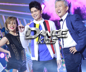Dance Masters pay tribute to 'larong kalye' in Dance Kids
