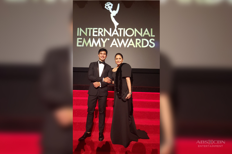 Charo Piolo shine in the 43rd International Emmy Awards 3