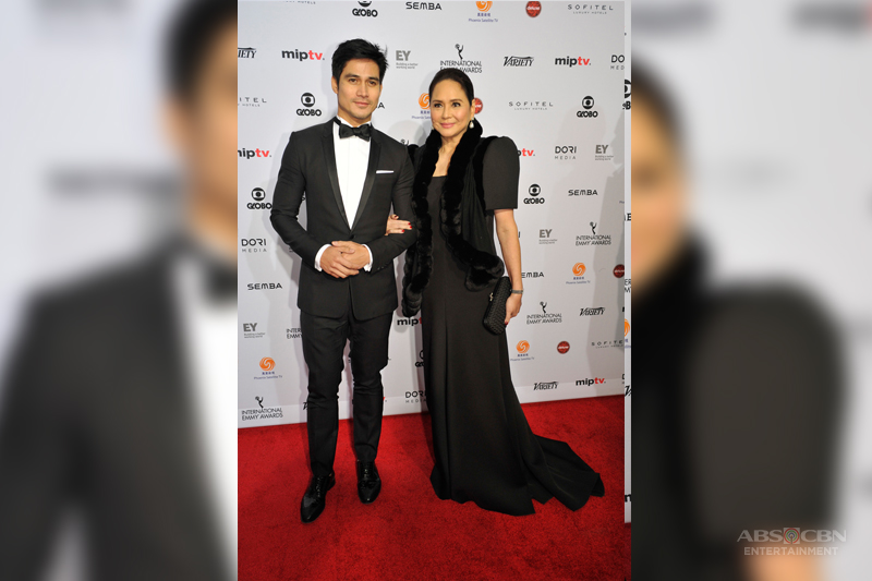 Charo Piolo shine in the 43rd International Emmy Awards 5