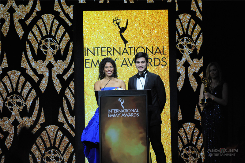 Charo Piolo shine in the 43rd International Emmy Awards 6