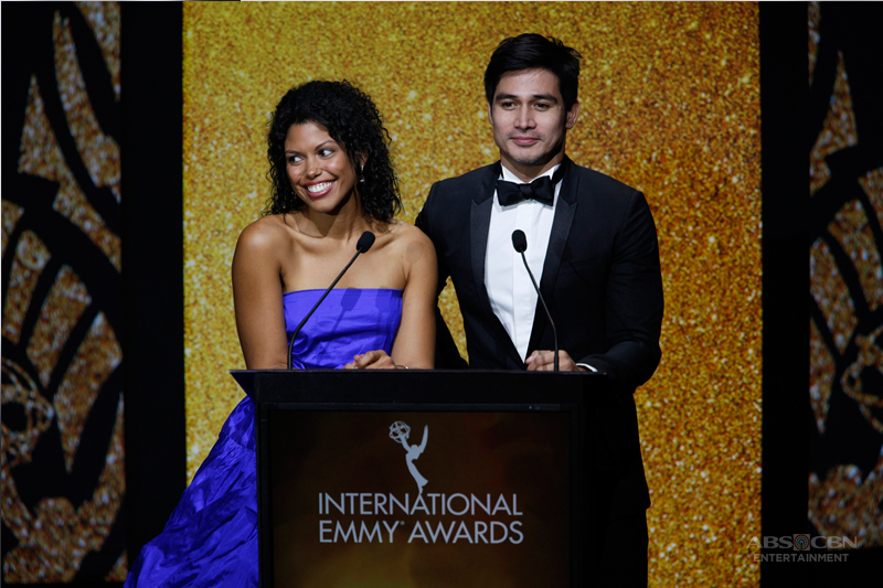 Charo Piolo shine in the 43rd International Emmy Awards 7