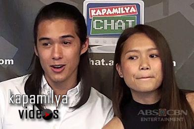 WATCH: Tommy, hinarana si Miho sa Kapamilya Chat
