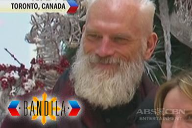 Fashion Santa, agaw-pansin sa mall sa Toronto
