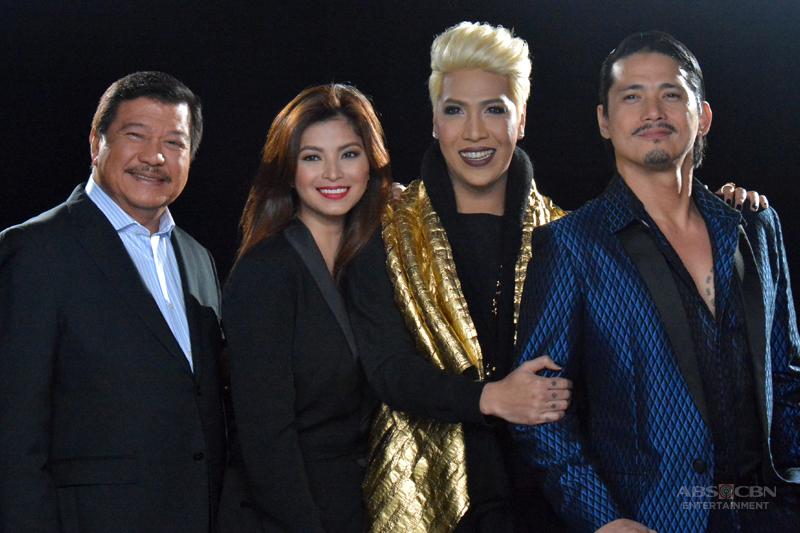WATCH Vice Angel Robin at FMG ang bagong judges sa Pilipinas Got Talent 1