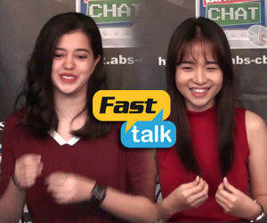 Fast Talk with Sue & Kristel