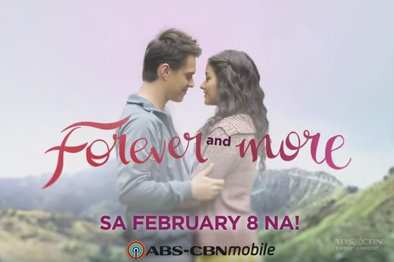 Liza and Enrique make people believe in forever once again via Forever and More  1