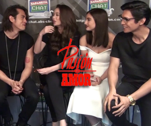 Kapamilya Chat Exclusive: Pasion de Amor stars' sizzling hot revelations Thumbnail