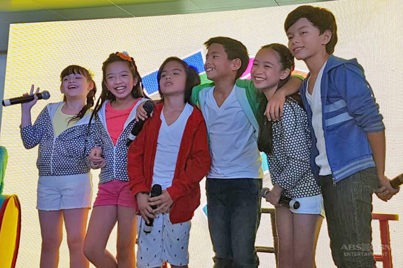 ABS CBN TV plus introduces first ever locally produced kid s show Team Yey on digital free TV in PH 1