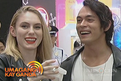 Jake Cuenca at ex-girlfriend, nagkabalikan nga ba?