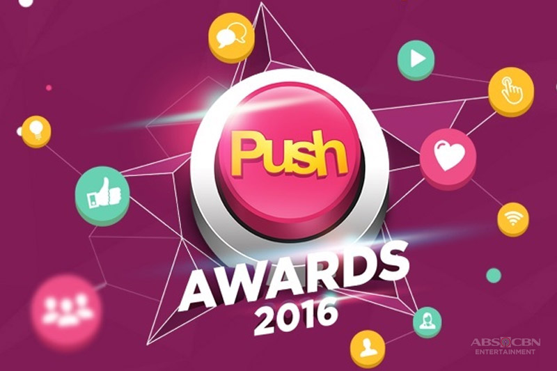 Voting for biggest digital stars and celebrities now open in PUSH Awards 2016 1