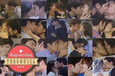 20 Kisses of Hubby and Wifey on 'On The Wings of Love'