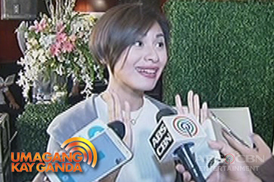 Dionne Monsanto, ibinahaging totoo ang lahat ng sampalan sa 'Tubig At Langis' Image Thumbnail