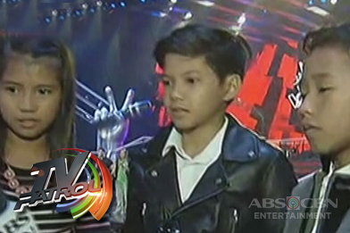 Final showdown ng tatlong 'The Voice Kids' finalists, inaabangan na
