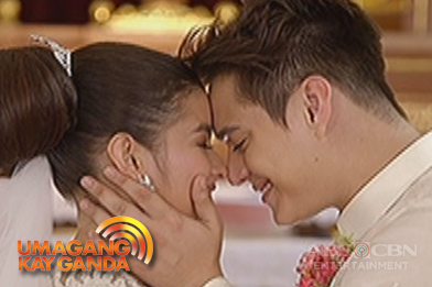 Tenten at Serena, kinasal na sa 'Dolce Amore: The Most Beautiful Finale' Image Thumbnail