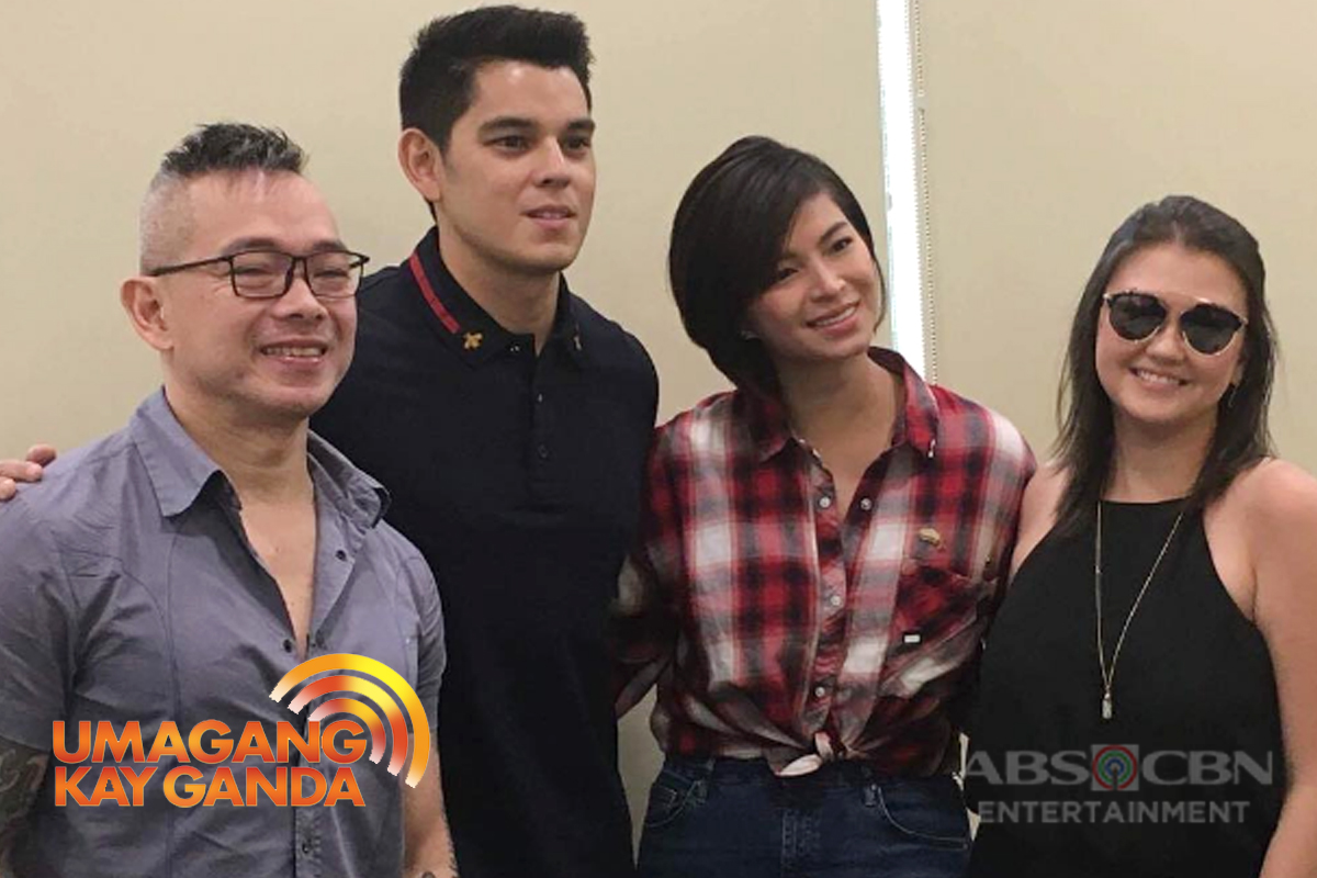 Angel Locsin at Richard Gutierrez, bibida sa bagong pelikula