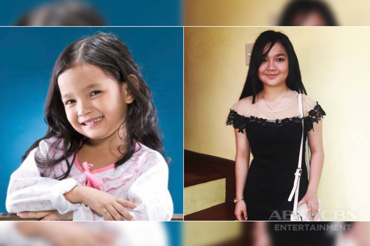 Pretty transformation ni Xyriel Manabat