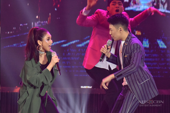 Just Love: The ABS-CBN Christmas Special: Sarah, Darren sing and dance to Bruno Mars hit Uptown Funk Image Thumbnail