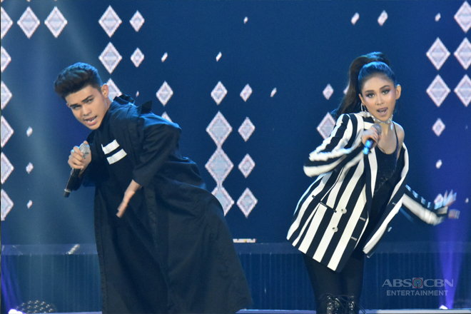 Just Love: The ABS-CBN Christmas Special: Sarah and Inigo team up for