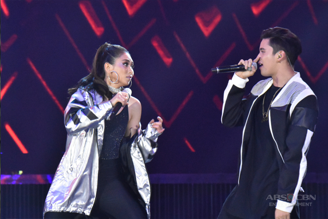 Just Love: The ABS-CBN Christmas Special: Sarah & James fire up the stage with