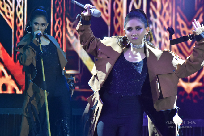 Just Love: The ABS-CBN Christmas Special: Sarah G' s explosive performance of 24K Magic Image Thumbnail