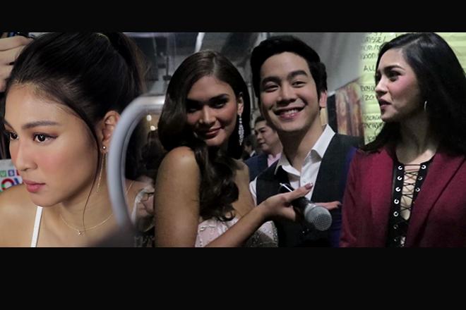 Behind-the-Scenes Footage: Ang pagsasama-sama ng mga bigating artista ng ABS-CBN para sa Just Love Christmas Special Image Thumbnail