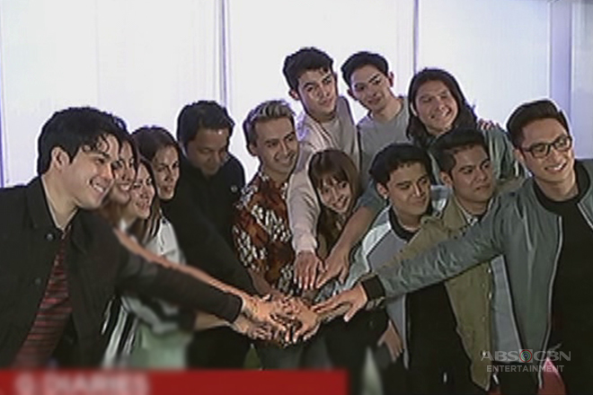 Kapamilya stars, tampok sa G Diaries kasama si  dating DENR Sec. Gina Lopez Image Thumbnail