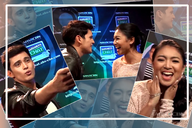 FULL VIDEO: JaDine's first ever Kapamilya Chat