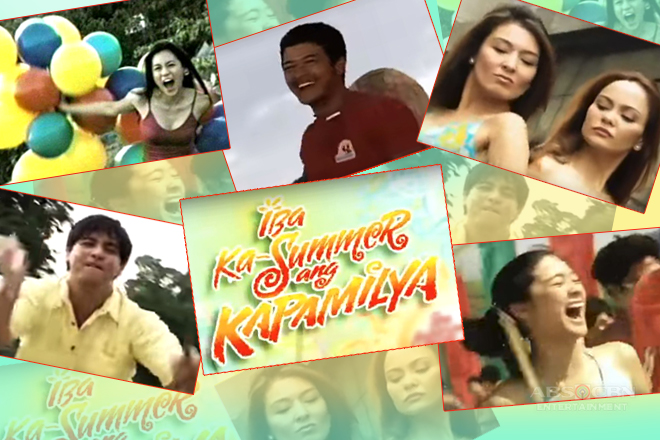 WATCH ABS CBN Summer Station IDs Through The Years 2002 to 2017  3