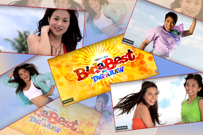 WATCH ABS CBN Summer Station IDs Through The Years 2002 to 2017  8
