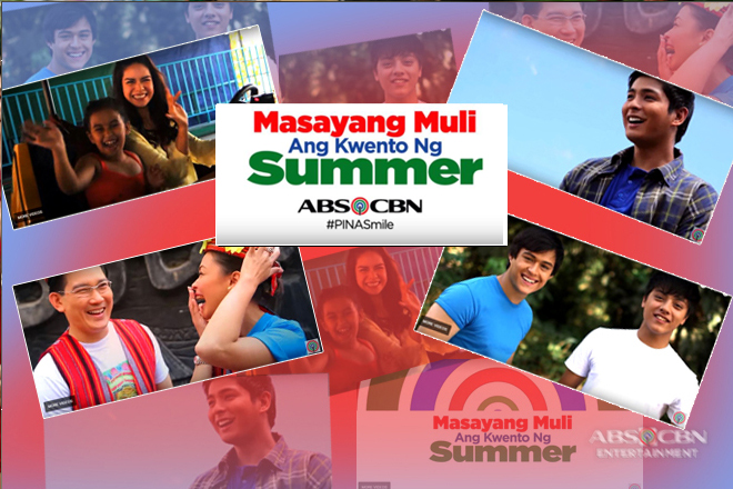 WATCH ABS CBN Summer Station IDs Through The Years 2002 to 2017  11